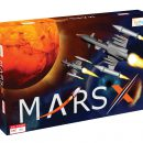 Mars X New Star Space battle Sci Fi Historical Board Game Export Quality Travel & Party pack